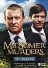 Midsomer Murders - Set 11 (DVD, 2008, 4-Disc Set)