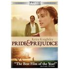 Pride and Prejudice (DVD, 2006, Anamorphic Widescreen)