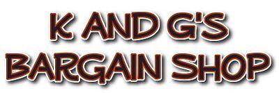 K&G's Bargain Shop