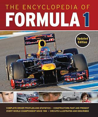 The Complete Encyclopedia of Formula 1 Hardback book Motor Sport