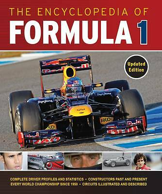 The Complete Encyclopedia of Formula 1 Hardback book Motor Sport