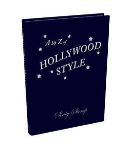 Very Good, A to Z of Hollywood Style, Sinty Stemp ed, Book