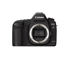 Canon EOS 5D Mark ll 21.1 MP Digital SLR...