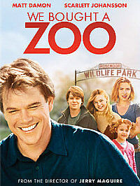 We Bought a Zoo DVD DVD  5039036052498  Good - Leicester, United Kingdom - We Bought a Zoo DVD DVD  5039036052498  Good - Leicester, United Kingdom