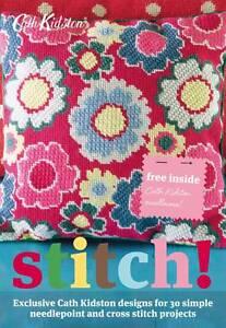 Stitch!, Cath Kidston, New Book