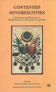 Ozdalga  E And Persson  S-Contested Sovereignties  BOOK NEW