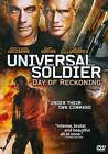 Universal Soldier: Day of Reckoning (DVD, 2013)