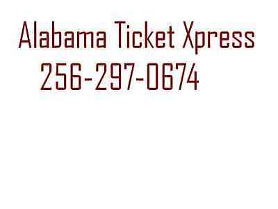 ALABAMA TICKET XPRESS