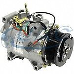 Universal-Air-Conditioner-UAC-CO-10663AC-A-C-Compressor-New-1-Year-Warranty