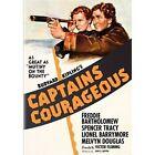 Captains Courageous (DVD, 2006)