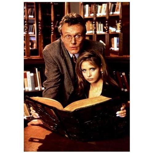 Die beliebtesten Buffy-Fanartikel: Spannende Storys aus dem Leben der Charaktere, Photocards, Serien Guide