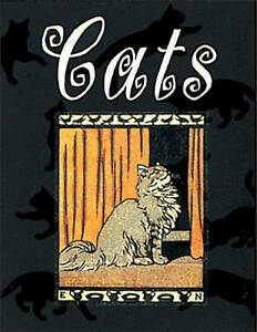 Cats (Tiny Tomes), Very Good Condition Book, , ISBN 9780836209839