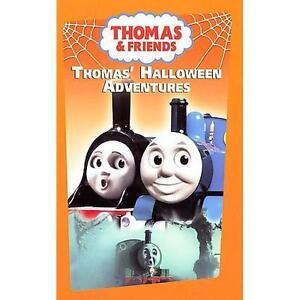 DVD-Thomas-Friends-Thomas-Halloween-Adventures-NEW