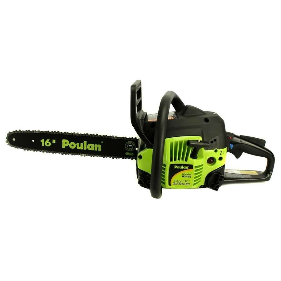 Poulan Chainsaw Buying Guide
