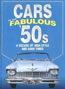 Cars-of-the-Fabulous-50s-A-Decade-of-High-Style-and-Good-Times-by-James-M
