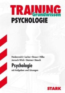 Training Psychologie / Psychologie: mit Aufgaben und Lösungen - Heidenre ... /4