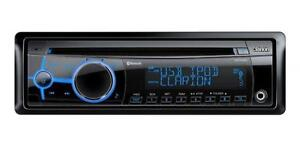NEW-Clarion-CZ702-USB-CD-Player-MP3-In-Dash-Receiver