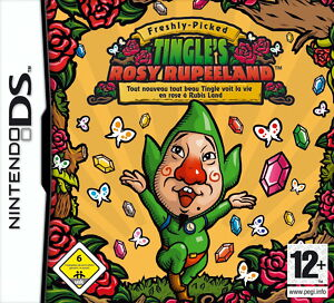 Freshly Picked: Tingle&#039;s Rosy Rupeeland (Nintendo DS, 2007) - <span itemprop=availableAtOrFrom>Kaiserslautern, Deutschland</span> - Freshly Picked: Tingle&#039;s Rosy Rupeeland (Nintendo DS, 2007) - Kaiserslautern, Deutschland