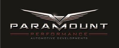 Paramount Performance Tuning