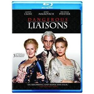 Dangerous Liaisons Blu-ray new sealed