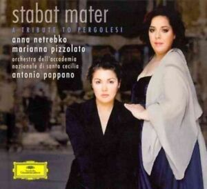 -Stabat Mater - A Tribute to Pergolesi CD Deluxe Edition, CD+DVD Marianna Pizzol
