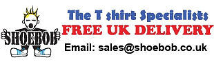 Shoebob T shirt shop