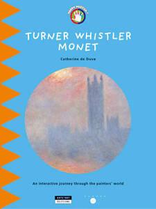 Catherine Du Duve-Turner Whistler Monet  BOOK NEW