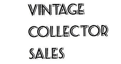 Vintage Collector Sales