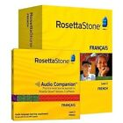 Rosetta Stone Microsoft Windows 2000 Computer Software for Mac - French Version