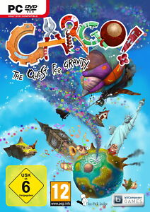 +++ Cargo - The Quest For Gravity (PC, 2011, DVD-Box) NEU OVP +++