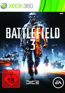 Battlefield 3 (Microsoft Xbox 360, 2011, DVD-Box) - Deutschland - Battlefield 3 (Microsoft Xbox 360, 2011, DVD-Box) - Deutschland