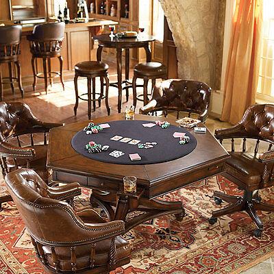 Erzielen Sie mit einem Pokertisch Las Vegas-Feeling