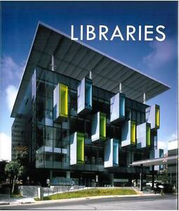 NEW Libraries by Katy Lee