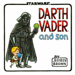 Darth Vader and Son by Jeffrey Brown Hardback 2012 - Chelmsford, United Kingdom - Darth Vader and Son by Jeffrey Brown Hardback 2012 - Chelmsford, United Kingdom
