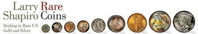 Larry Shapiro Rare Coins LSRC