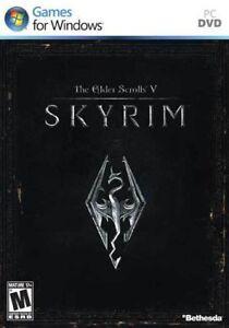 Elder Scrolls V: Skyrim  (PC, 2011)