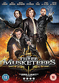 The Three Musketeers DVD 2011 - <span itemprop=availableAtOrFrom>Luton, Bedfordshire, United Kingdom</span> - The Three Musketeers DVD 2011 - Luton, Bedfordshire, United Kingdom