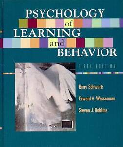 NEW-Psychology-of-Learning-and-Behavior-Fifth-Edition-by-Steven-J-Robbins