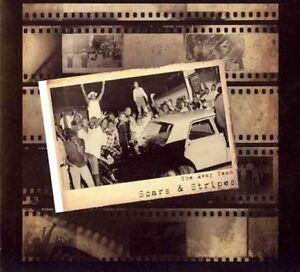 The Away Team - Scars & Stripes (2011)  CD Digipak  NEW/SEALED  SPEEDYPOST