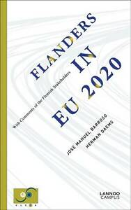 Flanders in EU 2020 by Jose Manuel Barruso (Paperback, 2012)