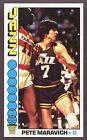 Topps Pete Maravich Original Basketball Trading Cards