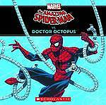 THE-AMAZING-SPIDER-MAN-vs-DOCTOR-OCTOPUS-Spiderman-Childrens-Reading-Book-NEW