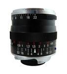 Zeiss ZM 35 mm   F/2.0  Lens