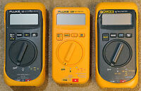 Fluke Meters - Compact Types, Models and Series