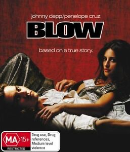 BLOW-with-Johnny-Depp-Penelope-Cruz-Blu-Ray-Region-B-NEW