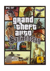 Grand Theft Auto: San Andreas (PC, 2005)