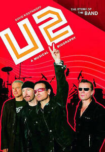 U2: A Musical Biography (The Story of the Band)-ExLibrary
