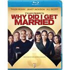 Tyler Perry's Why Did I Get Married? (Blu-ray Disc, 2010) (Blu-ray Disc, 2010)