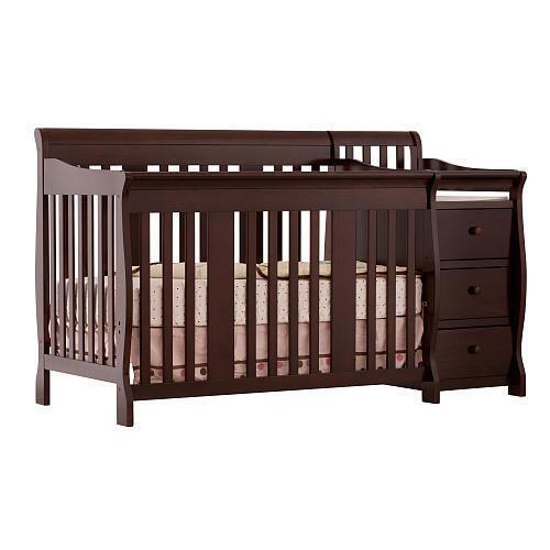 top 10 convertible cribs of 2013 ebay. Black Bedroom Furniture Sets. Home Design Ideas