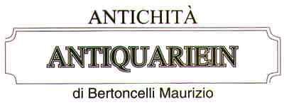 Antiquariein Antichità